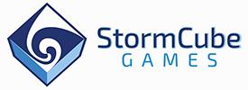 StormCube Games Logo